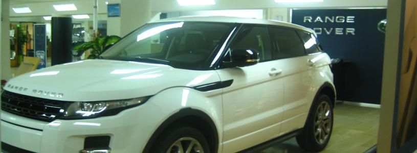 Auto Elite Matera - Showroom