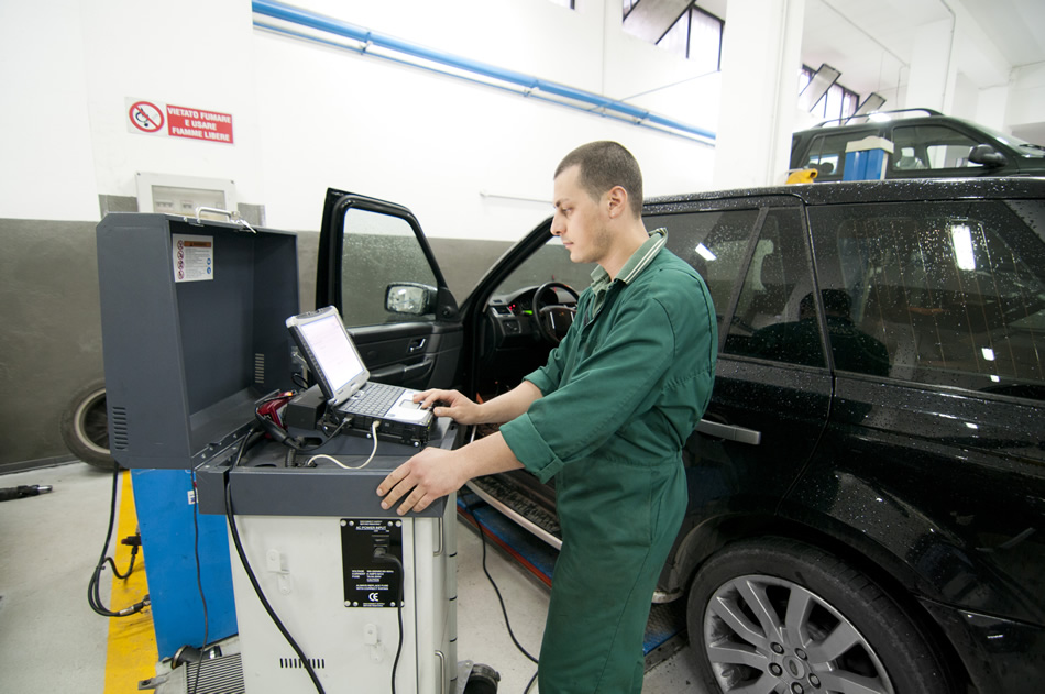 Auto Elite Matera - Officina